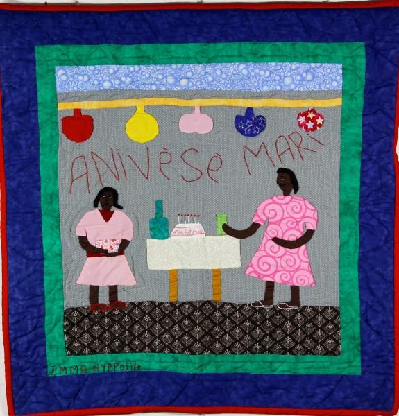 Mary's Birthday - Anivese Mari
