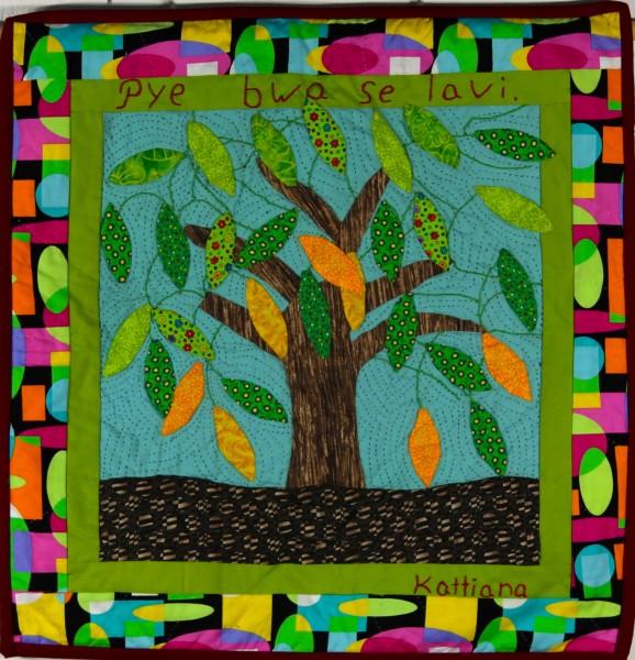 Tree Of Life - Pye Bwa Se Lavi