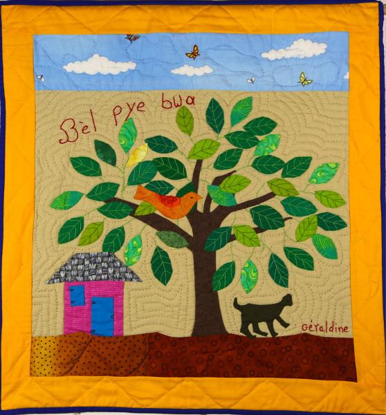Beautiful Tree - Bel Pye Bwa