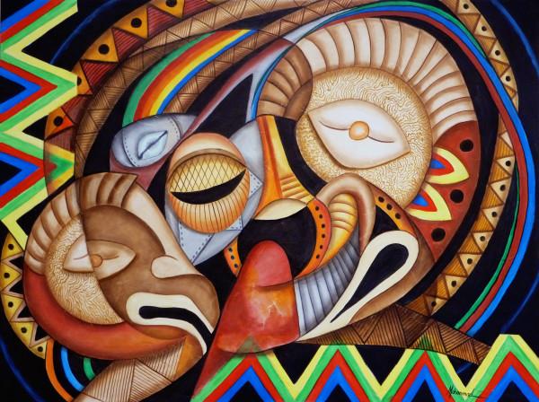 Maruvian Celebration Masks II