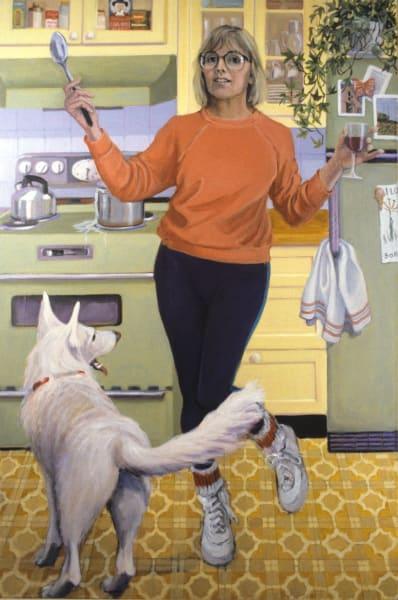 Aerobics In The Kitchen