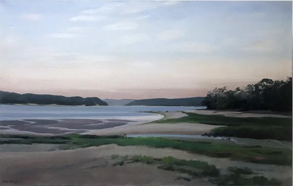 Untitled #276 (Tidal Flats at Dawn)