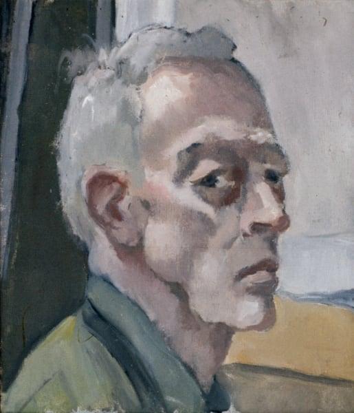 Portrait of a Fellow Painter