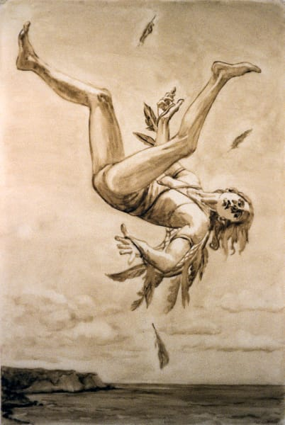 Study for Falling