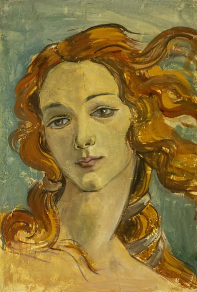 Untitled #294 (Birth of Venus)