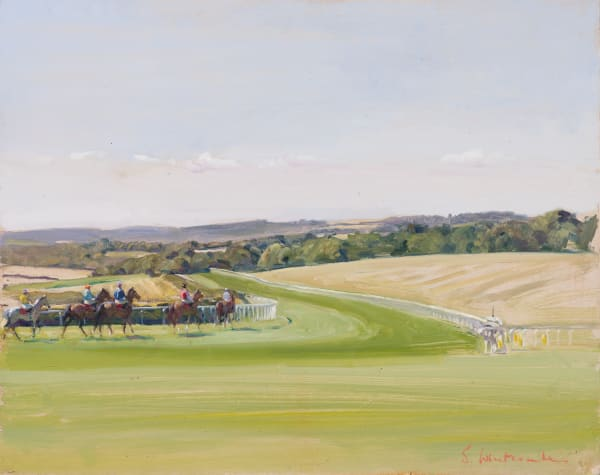 To the Start, Goodwood