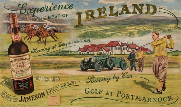 Jameson, Experience the Best of Ireland