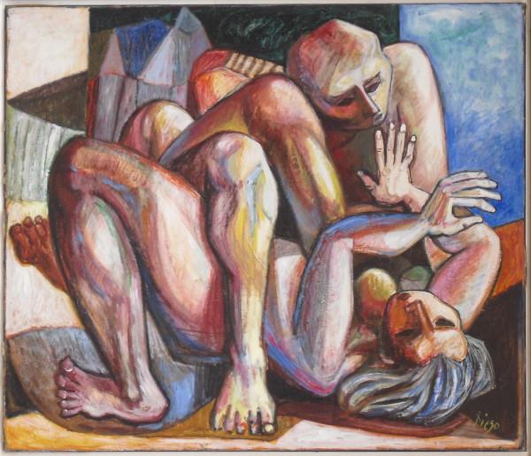 """""""La Violenza"""" by Antonio Diego Voci #C16"""