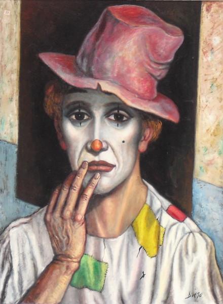 """""""Guignol en Chapeau Rouge""""by Antonio Diego Voci #C46"""