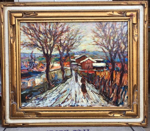 """""""Landschaft"""" by Antonio Diego Voci #C95"""