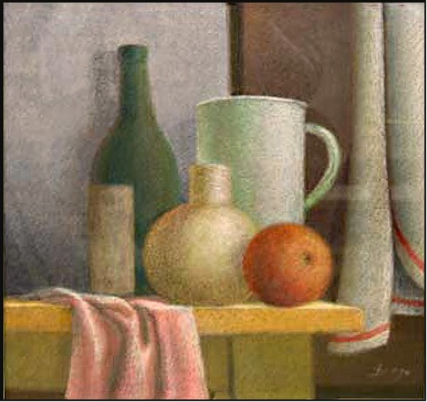 """Still Life"" by Antonio Diego Voci  CD#51 and #D6852851"