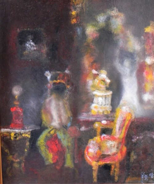 """l'Atelier"" (The sitting room"