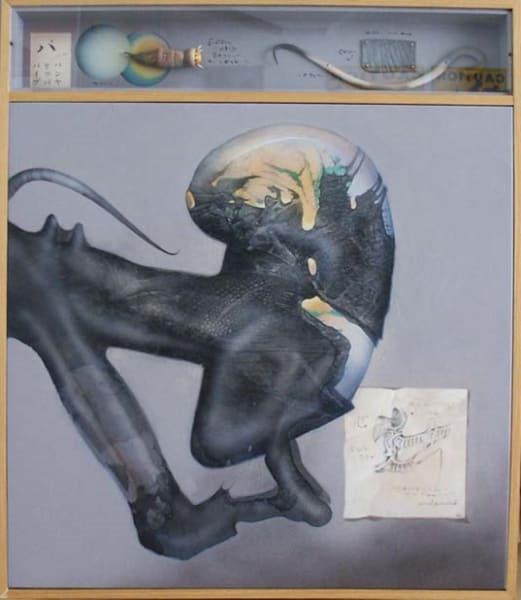 """Curiosity Box 2"" by Sean (Pat) Sullivan"