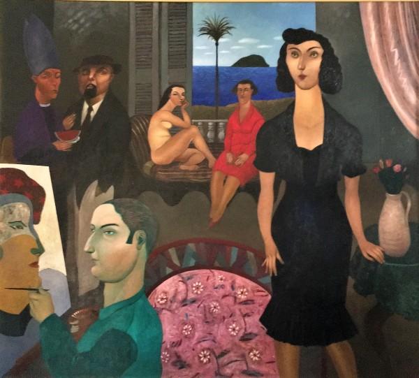 """""""Uncle Albert's Studio"""" by Gonzalo Cienfuegos"""