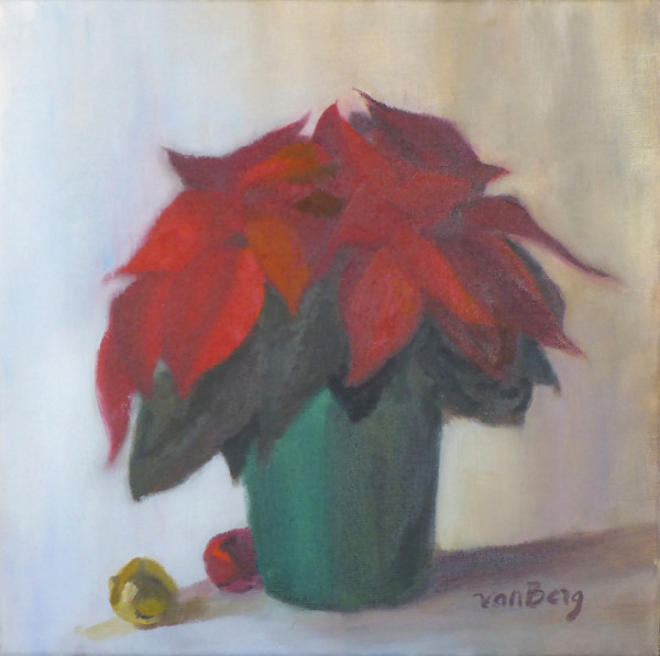 Poinsettia and Bells