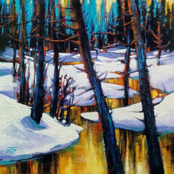Frozen Creek Study II