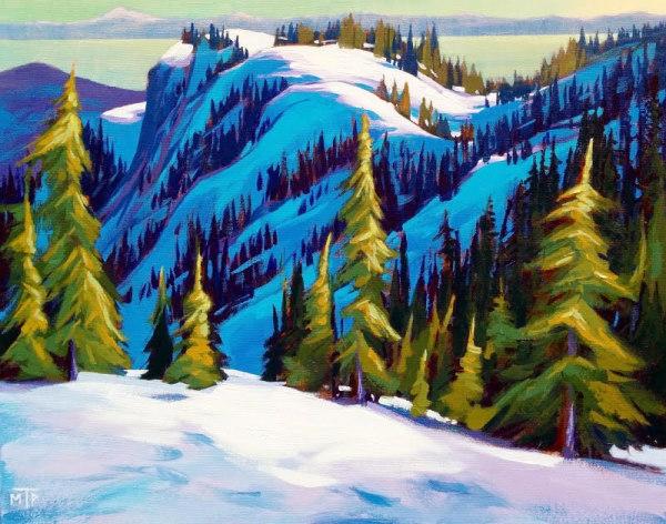 Winter Trail Study