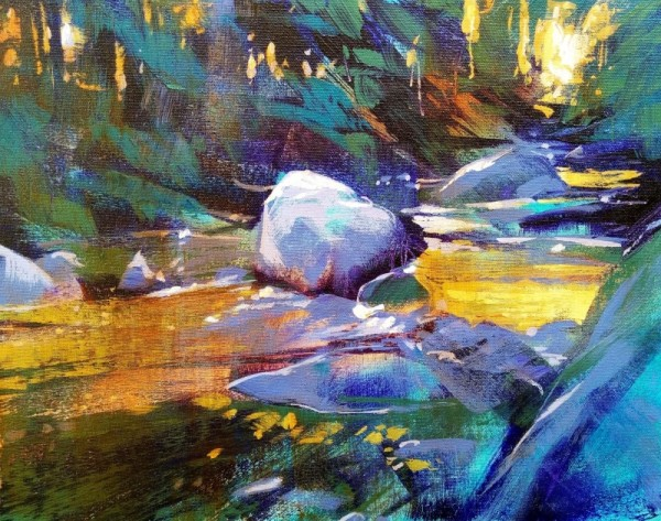 Eagle Mountain Creek Study