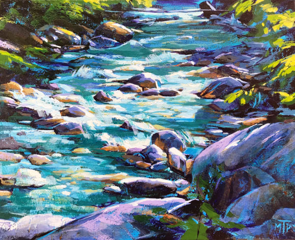 Whitewater Study II