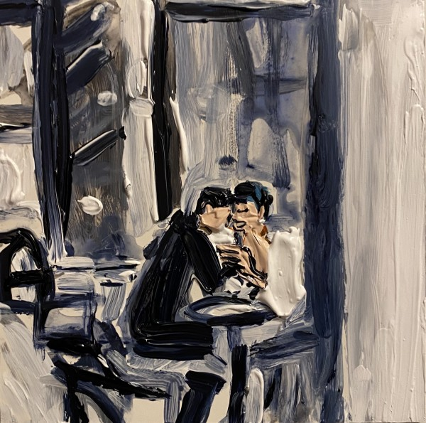 Love in a Cafe