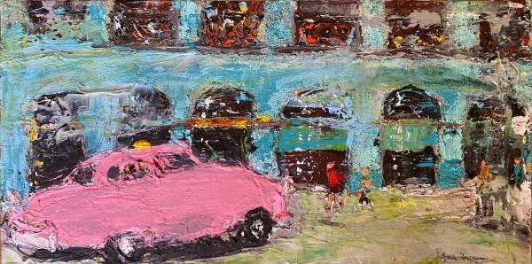 La Vida Cuba: Pink Taxi