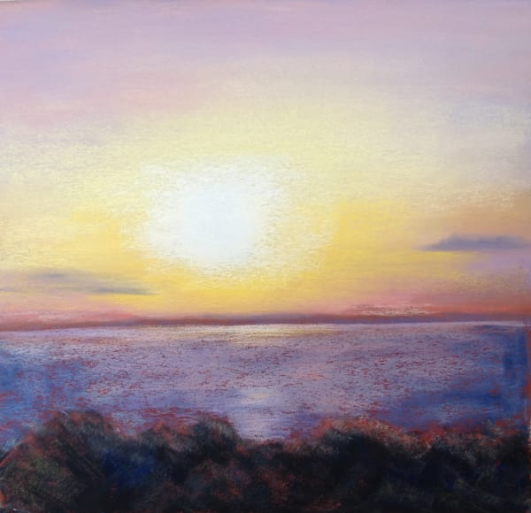 Light Across The Water