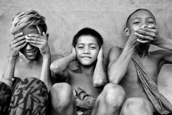 Three Boys #1 of 25