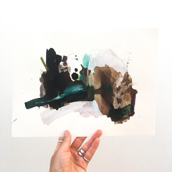Praya Mole. Turquoise.
