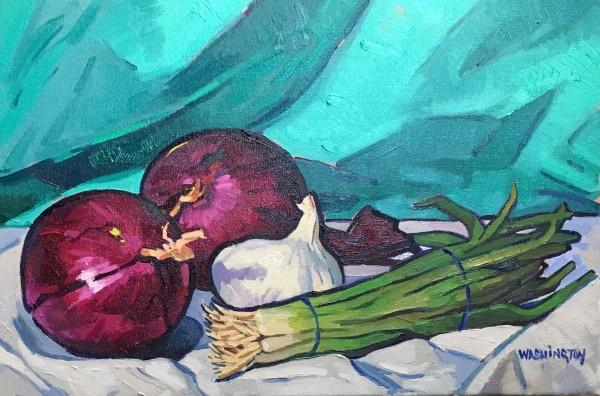 Onions & Scallions