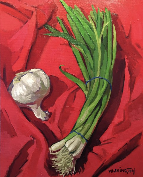 Scallion & Garlic