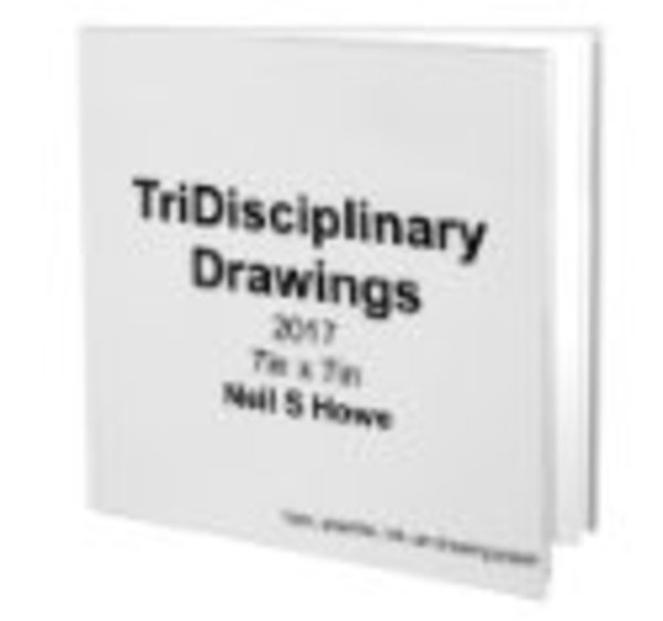 Tridisciplinary Drawings (Collection Book) #1 of 25