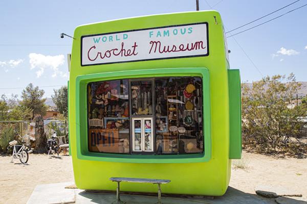 World Famous Crochet Museum