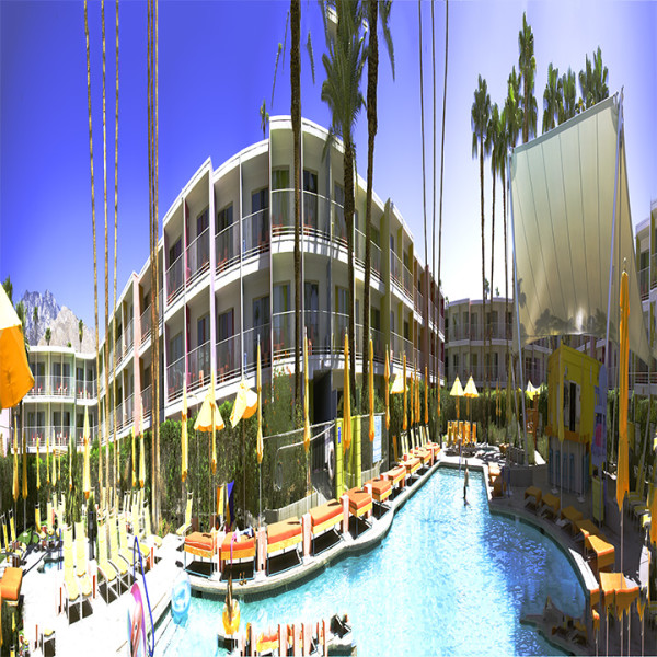 Saguaro Pool Condensed