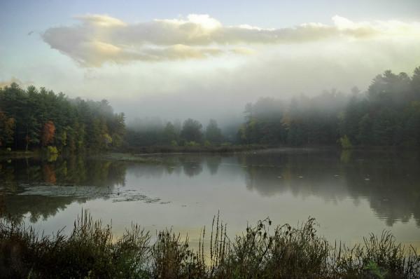 Kingston reservoir
