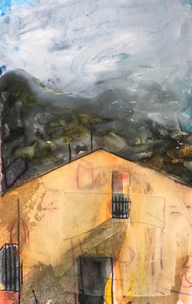 The Yellow House, Farindola