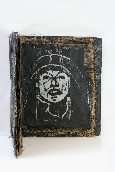 CARBONERITO  - Book Art