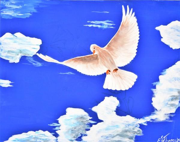 """""""Peaceful Dove"""""""