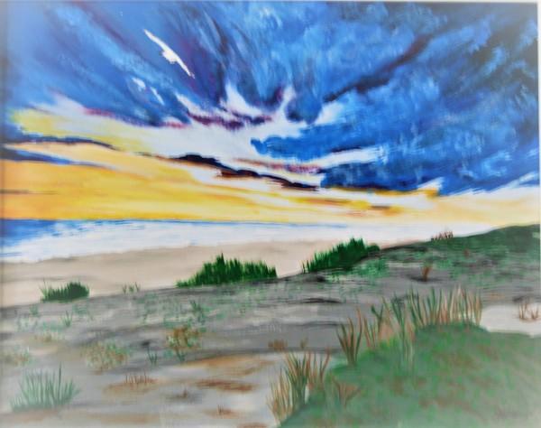 """A Stormy Sky"""