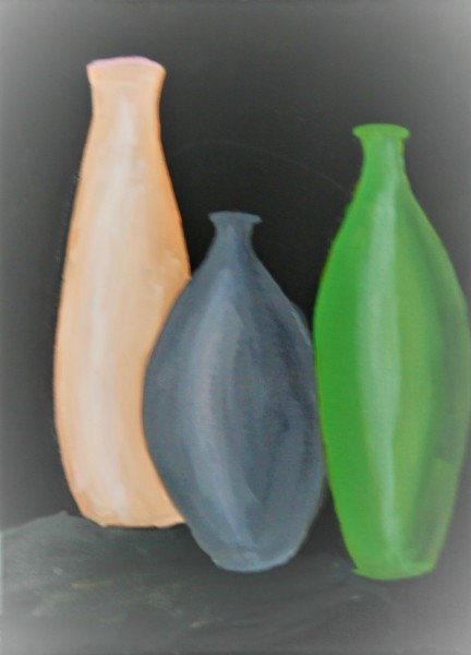 """"""" An Array of Vases"""""""
