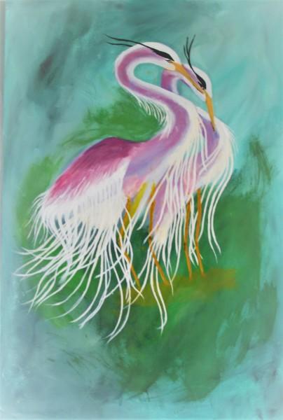 """Lavender Birds"""