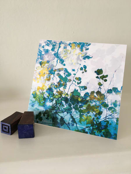 greeting card square
