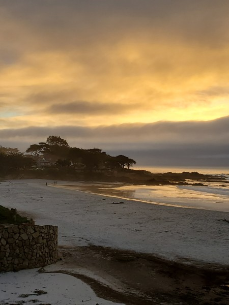 Twilight Carmel by the Sea