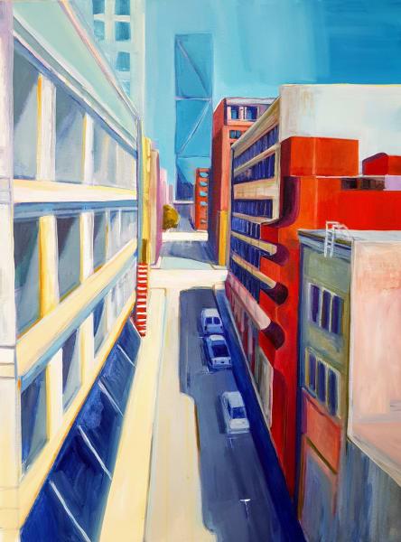 SF Alley