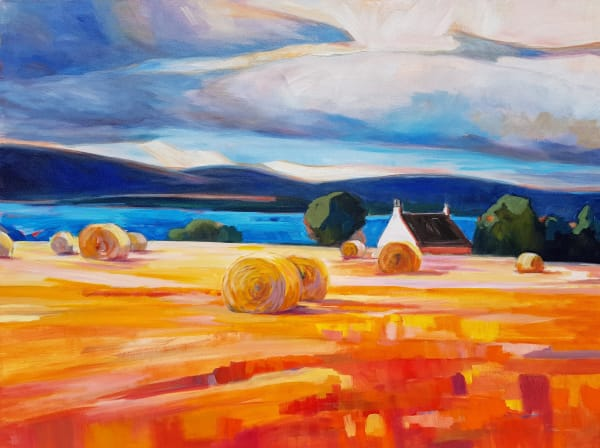 The Road to Fortrose