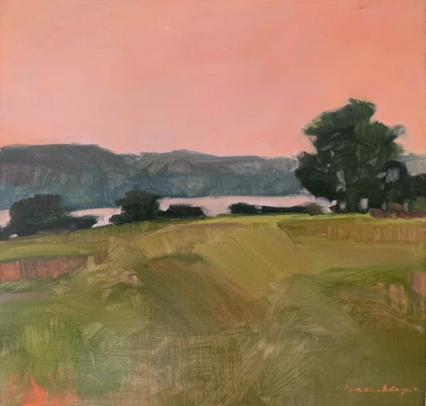 Great Pond Sunset