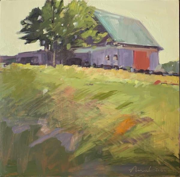Study of Keith's Barn