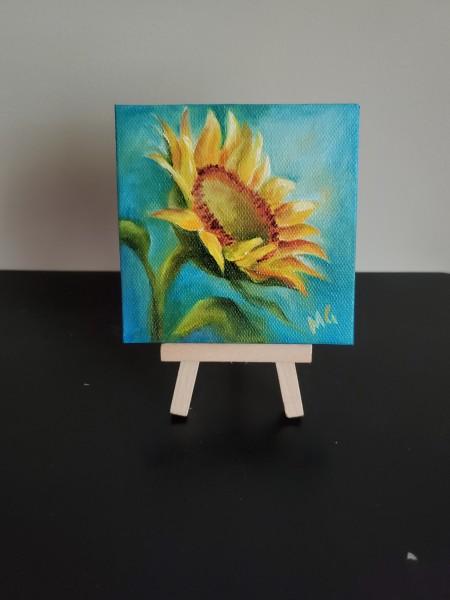 Mini- Blooming Sunflower