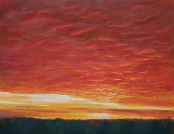 Sunset IV - Closing Curtains