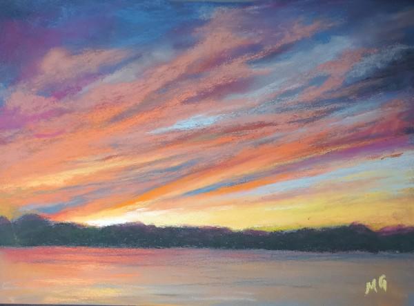 Sunset III - Exhilaration