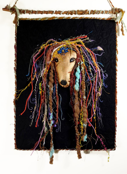 Rasta Greyhound (Front View)